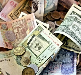 Exchange Money Conversion to Foreign Currency